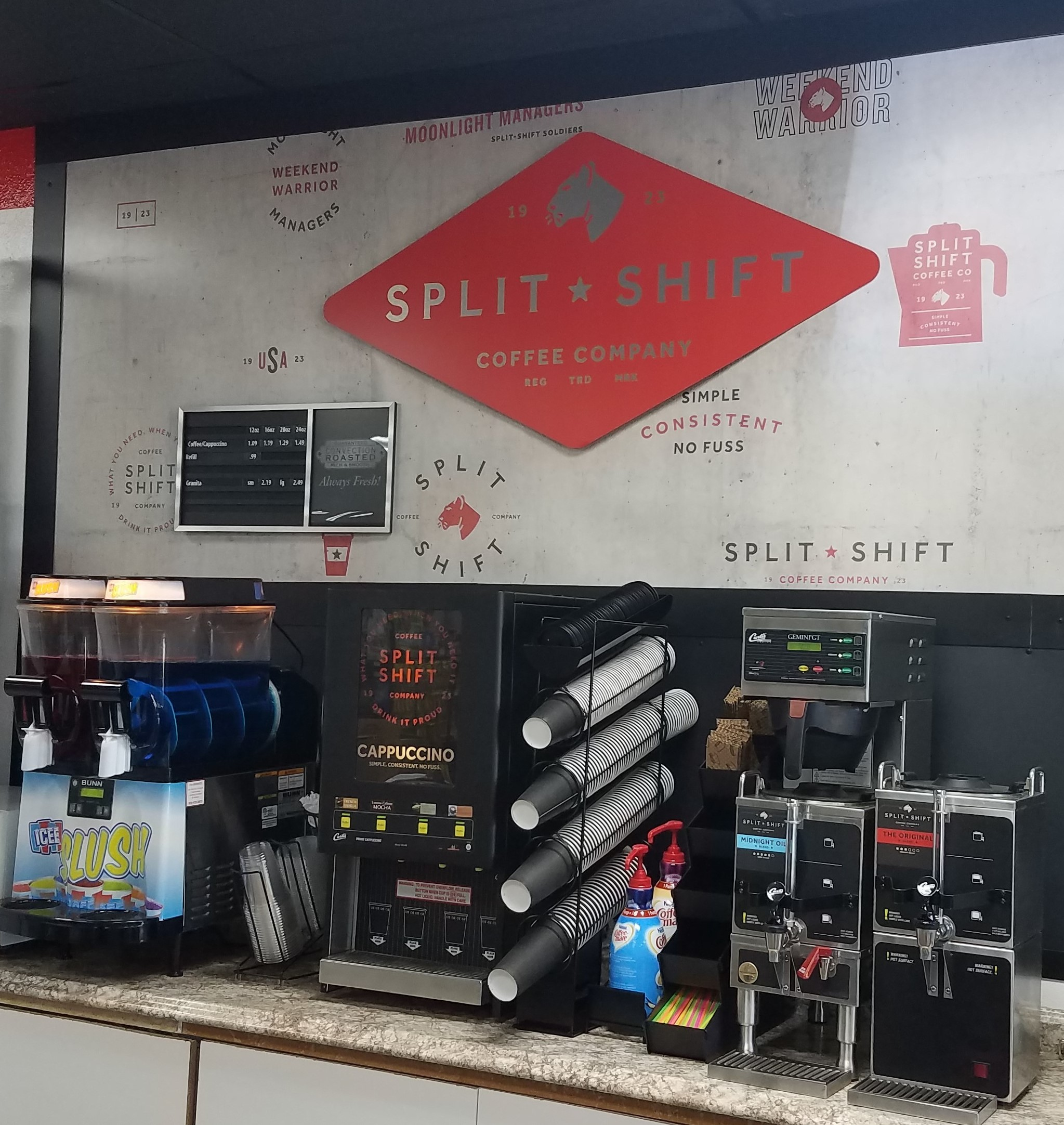 Get To Know Split Shift Coffee Company | Harbor Wholesale