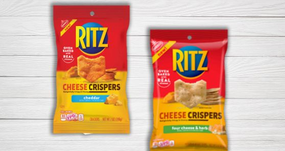 New Ritz Crispers – An opportunity to accelerate cheese cracker growth for the convenience channel