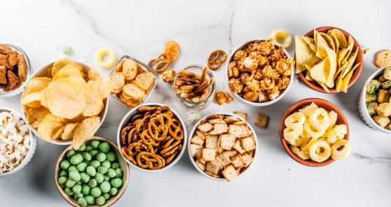 Salty snacks see steady growth across all demographics