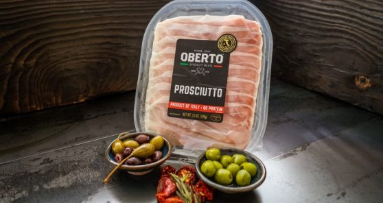 Upgrade With Oberto Charcuterie Products