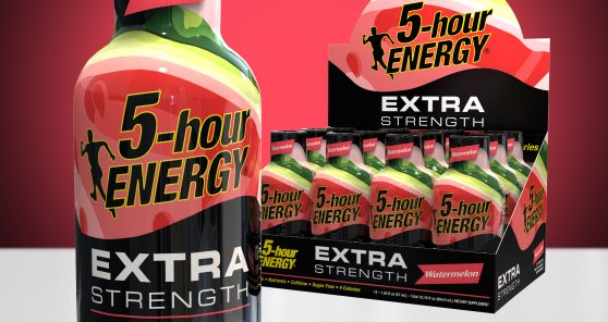 5-hour ENERGY offers C-store owners unmatched revenue opportunities