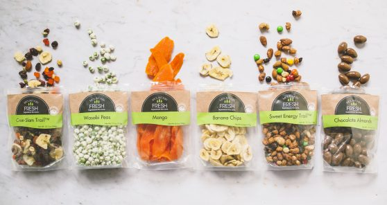 New Product Offerings from Mountain Fresh Address Trends in Take-Home